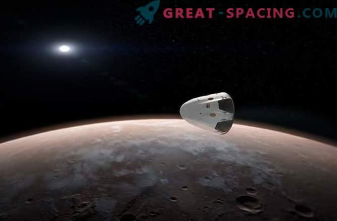 Дали SpaceX ќе ги предаде луѓето на Марс пред НАСА?