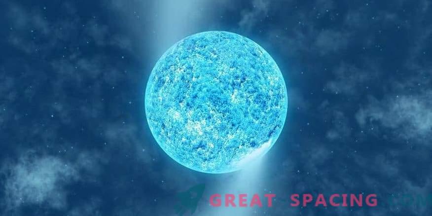 Прашок од алуминиум оксид може да влијае на ѕвезденото забрзување на ветрот