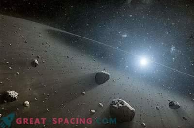Маските на Таиле Комета може да решат планетарна мистерија