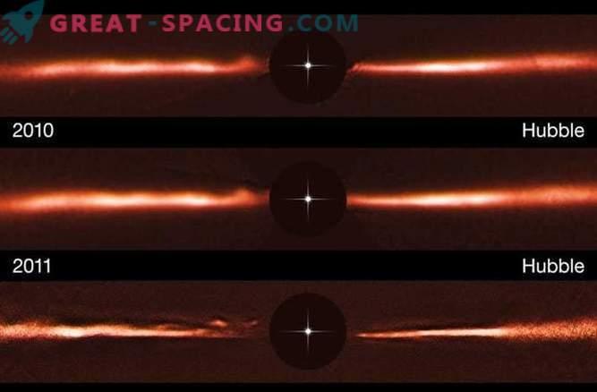 Овие мистериозни треперење на сјајот што се движат околу ѕвездите пркоси објаснување