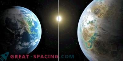 Znanstveniki preučujejo planete z možno razpoložljivostjo vode