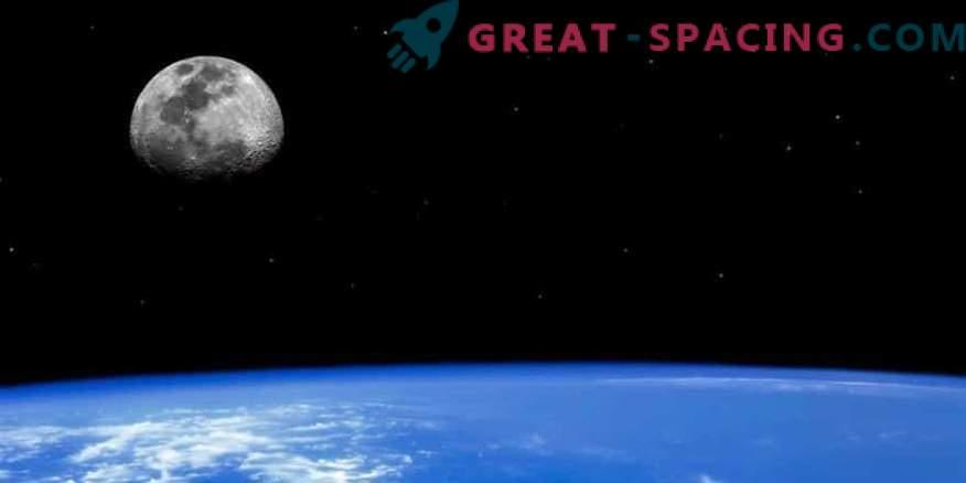 Нови докази во корист на водата во лунарното минато