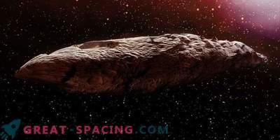 Betrachte 1I / Oumuamua nicht als besonderen Gast