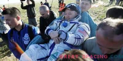 NASA förhandlar om ISSs arbete