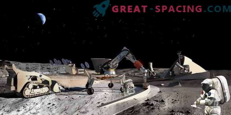 Русија и САД се поставени на лунарното истражување