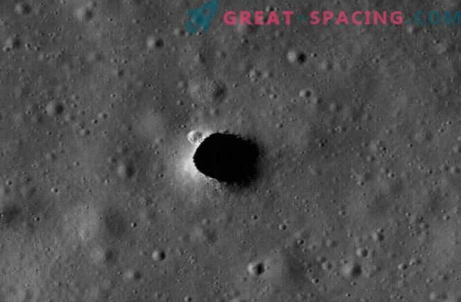 Лава цевки на Месечината можат да ги заштитат астронаутите