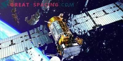Магнетно влечење за мртви сателити