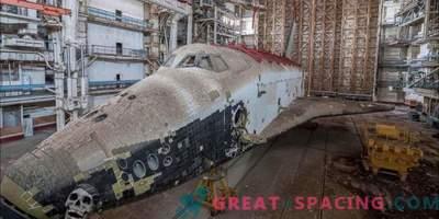 Narben des Kalten Krieges! Bewundern Sie das vergessene sowjetische Space Shuttle