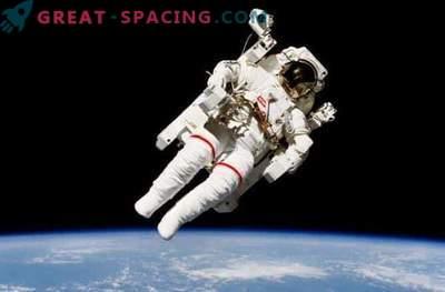 Фасцинантно вселенско летало на вселенската станица: слика