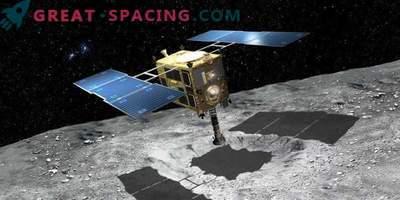 Quest avab asteroidi saladused enne Jaapani kosmoselaeva külastamist