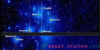 Keplero rileva i cambiamenti nelle Pleiadi