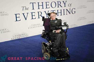 So denkt Stephen Hawking