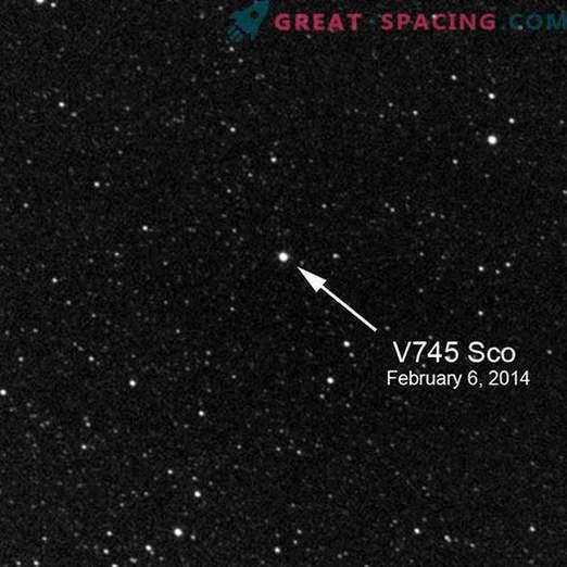 Неверојатни набљудувања во Scorpion V745