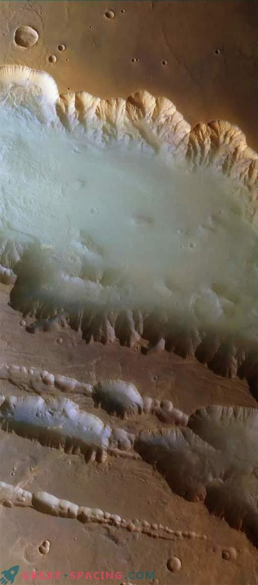 Магла откриена на површината на Титан