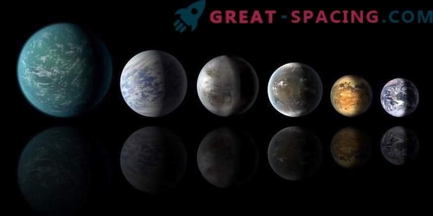 80 kandidatov za eksoplanete je bilo ugotovljenih v rekordnem času.