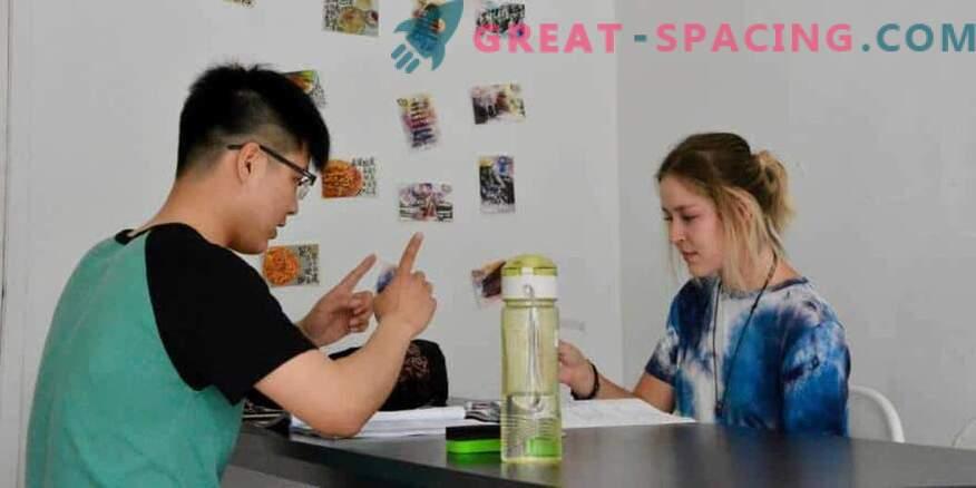 Научете кинески со учител за деловна комуникација со Vokay